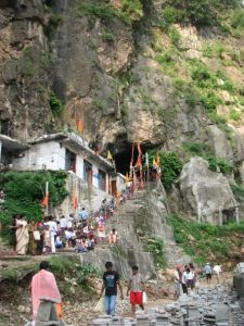 Shiv Khori Famous Shrine of Hindus in J&K