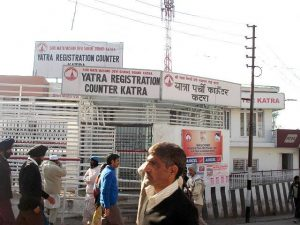 Katra is one of the popular tourist destination in the state of J&K