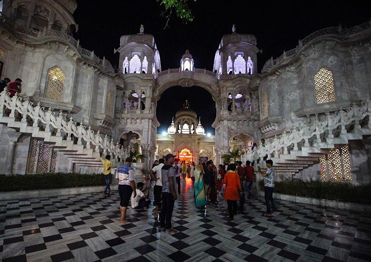 Best places to celebrate Janmashtami festival in India